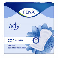 TENA lady Super, 6X30 ST, Essity Germany GmbH