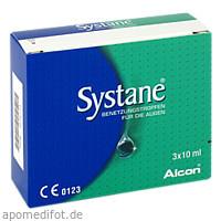 Systane Benetzungstropfen, 3X10 ML, Alcon Deutschland GmbH