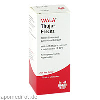 THUJA-ESSENZ, 100 ML, Wala Heilmittel GmbH