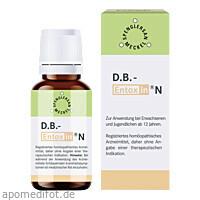 D.B.-ENTOXIN N, 20 ML, Spenglersan GmbH