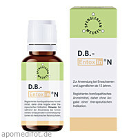 D.B.-ENTOXIN N, 100 ML, Spenglersan GmbH