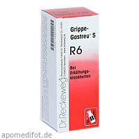 Grippe-Gastreu S R6, 50 ML, Dr.Reckeweg & Co. GmbH
