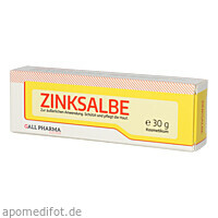 ZINKSALBE, 30 G, Bios Medical Services