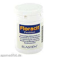 Floracit Pastillen, 50 ST, Inkosmia GmbH & Cie. KG