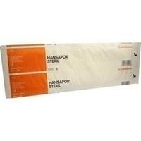 HANSAPOR steril Wundverband 10x35 cm, 1 ST, Smith & Nephew GmbH
