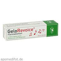 GeloRevoice Halstabletten, 20 ST, G. Pohl-Boskamp GmbH & Co. KG