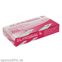 SURESEAL Druckpflaster latexfrei Gr. L, 100 ST, Usmed Medizinprodukte E.K.