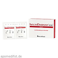 Infectodiarrstop LGG Kirsch, 6 ST, Infectopharm Arzn.U.Consilium GmbH