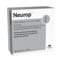 Neurop Injektionslösung, 10X1 ML, Wörwag Pharma GmbH & Co. KG
