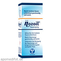 Nozoil Nasenspray, 10 ML, Trommsdorff GmbH & Co. KG