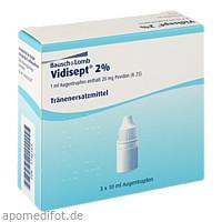 Vidisept 2%, 3X10 ML, Dr. Gerhard Mann