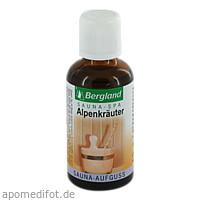 Sauna-Aufguss Alpenkräuter, 50 ML, Bergland-Pharma GmbH & Co. KG
