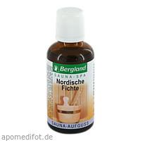 Sauna-Aufguss Nordische Fichte, 50 ML, Bergland-Pharma GmbH & Co. KG