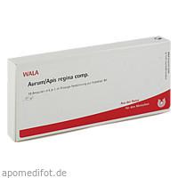 AURUM/APIS REGINA COMP, 10X1 ML, Wala Heilmittel GmbH
