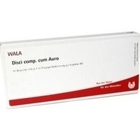 DISCI COMP C AURO, 10X1 ML, Wala Heilmittel GmbH