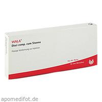 DISCI COMP C STANNO, 10X1 ML, Wala Heilmittel GmbH