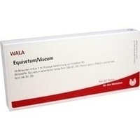EQUISETUM/VISCUM, 10X1 ML, Wala Heilmittel GmbH