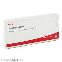 SYMPHYTUM COMP, 10X1 ML, Wala Heilmittel GmbH