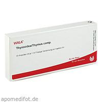 THYREOIDEA/THYMUS COMP, 10X1 ML, Wala Heilmittel GmbH