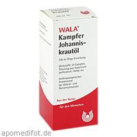KAMPFER-JOHANNISKRAUT-OEL, 100 ML, Wala Heilmittel GmbH
