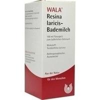 RESINA LARICIS-BADEMILCH, 100 ML, Wala Heilmittel GmbH