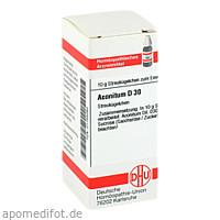 ACONITUM D30, 10 G, Dhu-Arzneimittel GmbH & Co. KG