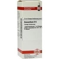 ANACARDIUM D 6, 20 ML, Dhu-Arzneimittel GmbH & Co. KG