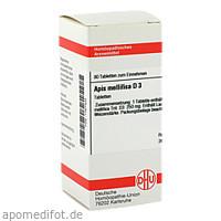APIS MELLIFICA D 3, 80 ST, Dhu-Arzneimittel GmbH & Co. KG