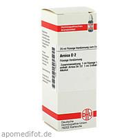 ARNICA D 2, 20 ML, Dhu-Arzneimittel GmbH & Co. KG