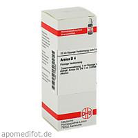 ARNICA D 4, 20 ML, Dhu-Arzneimittel GmbH & Co. KG