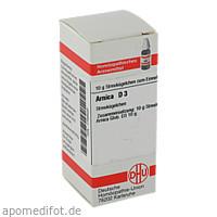 ARNICA D 3, 10 G, Dhu-Arzneimittel GmbH & Co. KG