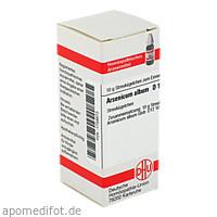 ARSENICUM ALB D12, 10 G, Dhu-Arzneimittel GmbH & Co. KG