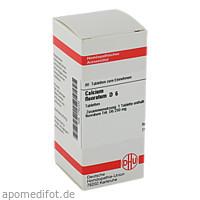 CALCIUM FLUORAT D 6, 80 ST, Dhu-Arzneimittel GmbH & Co. KG