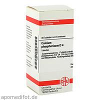 CALCIUM PHOS D 4, 80 ST, Dhu-Arzneimittel GmbH & Co. KG