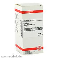 CALCIUM PHOSPHORICUM D 3 Tabletten, 200 ST, DHU-Arzneimittel GmbH & Co. KG