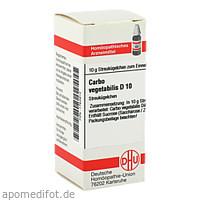 CARBO VEG D10, 10 G, Dhu-Arzneimittel GmbH & Co. KG