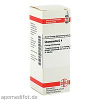 CHAMOMILLA D 4, 20 ML, Dhu-Arzneimittel GmbH & Co. KG
