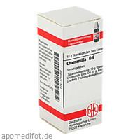 CHAMOMILLA D 6, 10 G, Dhu-Arzneimittel GmbH & Co. KG