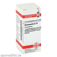 CHAMOMILLA D12, 10 G, Dhu-Arzneimittel GmbH & Co. KG