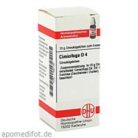 CIMICIFUGA D 4, 10 G, Dhu-Arzneimittel GmbH & Co. KG
