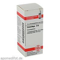 CIMICIFUGA D 6, 10 G, Dhu-Arzneimittel GmbH & Co. KG