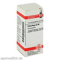 CIMICIFUGA D30, 10 G, Dhu-Arzneimittel GmbH & Co. KG