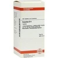 COCCULUS D 4, 200 Stück, Dhu-Arzneimittel GmbH & Co. KG