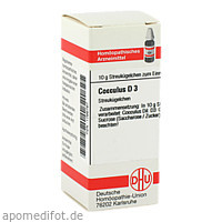 COCCULUS D 3, 10 Gramm, Dhu-Arzneimittel GmbH & Co. KG
