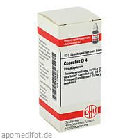 COCCULUS D 4, 10 Gramm, Dhu-Arzneimittel GmbH & Co. KG