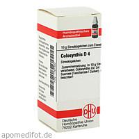 COLOCYNTHIS D 4, 10 G, Dhu-Arzneimittel GmbH & Co. KG
