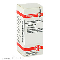 CONIUM D 4, 10 G, Dhu-Arzneimittel GmbH & Co. KG