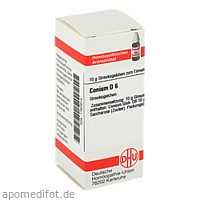 CONIUM D 6, 10 G, Dhu-Arzneimittel GmbH & Co. KG