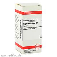 CUPRUM ACET D 4, 80 ST, Dhu-Arzneimittel GmbH & Co. KG