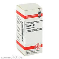 DROSERA D 4, 10 G, Dhu-Arzneimittel GmbH & Co. KG